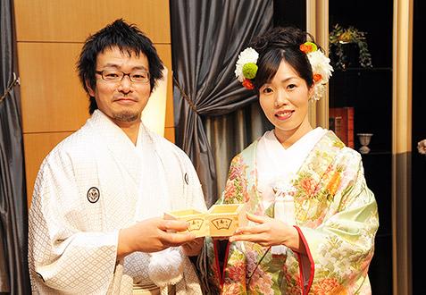 樋口 光太・優理子ご夫妻の結婚式レポート