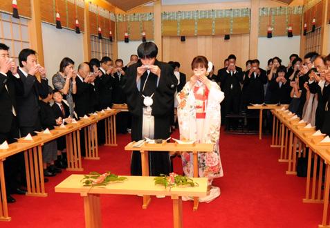首藤 年人・理紗ご夫妻の結婚式レポート