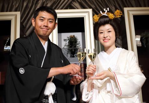 大野 仁寛・萌子様ご夫妻の結婚式レポート