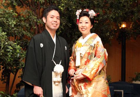 椿 隆寛・恵理様ご夫妻の結婚式レポート