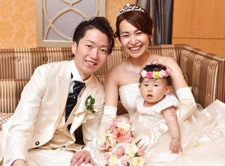 三沢 貴大・絵里様ご夫妻の結婚式レポート