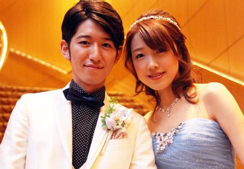 辻 壮太・理奈様ご夫妻の結婚式レポート