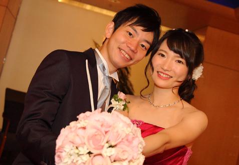 藤原 駿・百々恵 ご夫妻様の結婚式レポート