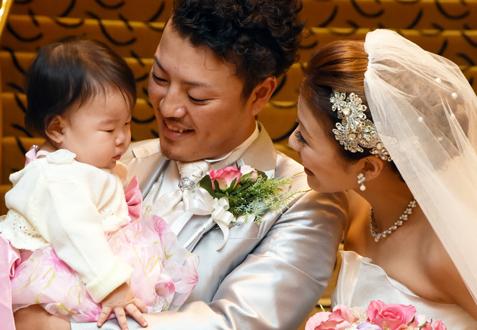 鍬田 卓也・瑠依 ご夫妻様の結婚式レポート