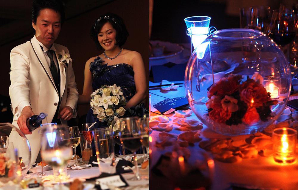 結婚式 ルミファンタジア